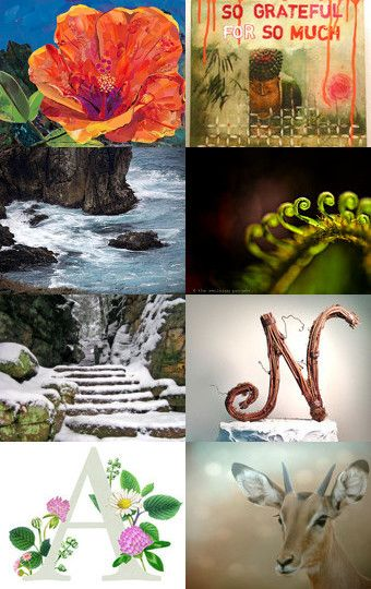 gratitude for nature by 3buu on Etsy--Pinned with TreasuryPin.com