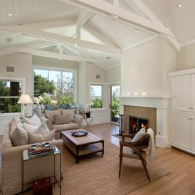 traditional living room by D. D. Ford Construction, Inc