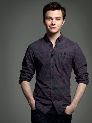 Chris Colfer! I love this guy! Such an inspiration and an amazing actor. I never get bored watching him <3