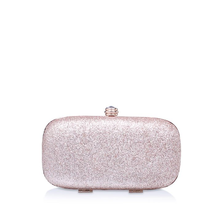 Statement Clutch - Jazz Nites Handbag by VIDA VIDA V55BK