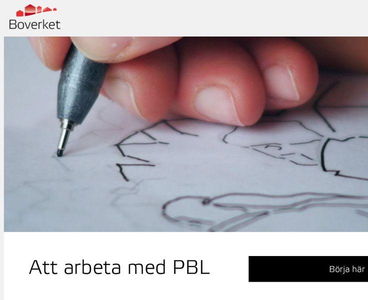 #Boverket's #Webbutbildning i PBL http://boverket.onlineacademy.se/external/play/1714