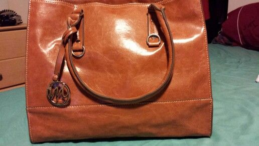 My new bag by @Emilie M Handbags, purchased from@zulily !!! So darn excited!!!! I feel pampered!!!