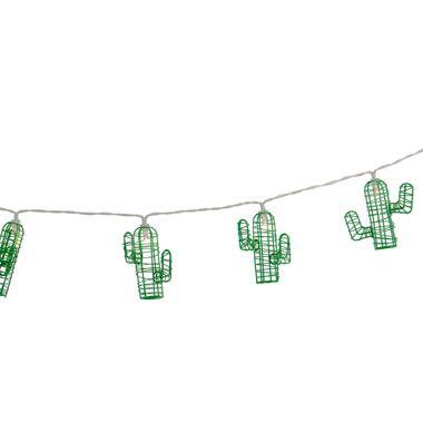 Lichtslinger guirlande cactus - groen | Xenos