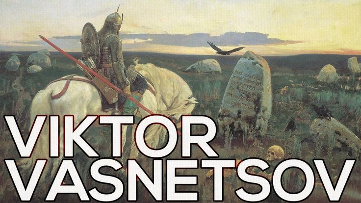 Viktor Vasnetsov: A collection of 143 paintings (HD)