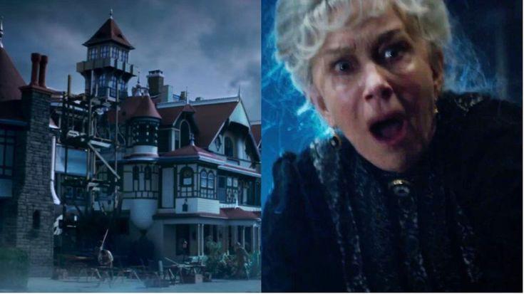 Winchester. Dom duchów (2017) Ekscentryczna kobieta wierzy, że jest nawiedzana przez duchy zmarłych, zabitych przez powtarzalny karabin Winchester.