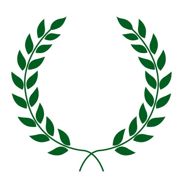 Best 25 laurel wreath ideas on pinterest wreath tattoo for Laurel leaf crown template