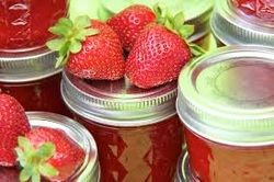 Strawberries are our ingredient this month learn to Make your Own Microwave Strawberry Jam and a yummy Strawberry Lemonade!
