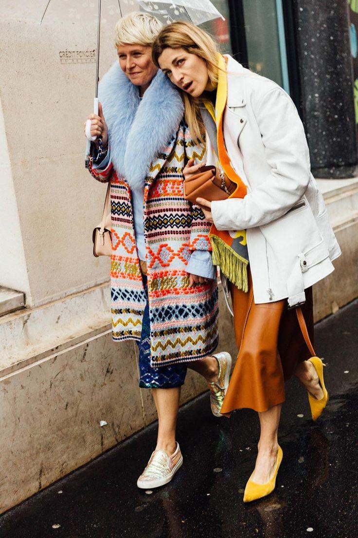 Street Style Paris.   Marzo 2017
