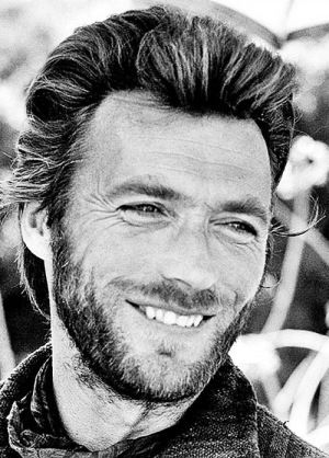 Clint Eastwood might be the sexiest man that ever lived. Just sayin..