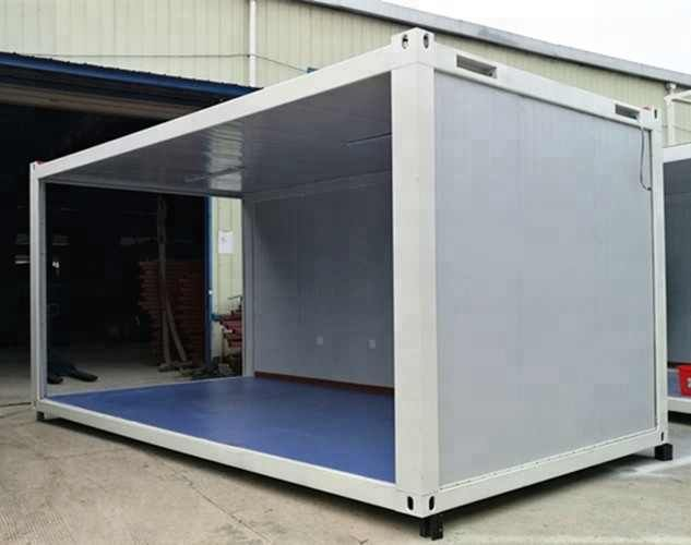 Source House Container Living Using 20ft Modular Kit Prefabricated House Prices For Worker Camp Temporary Con Prefabricated Houses House Prices Container House