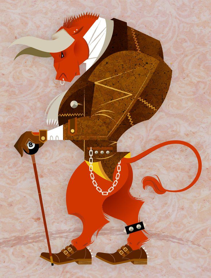Illustration for Darts machine Dartslive -  Red Bull #redbull #bull #bullfighting #teddyboy