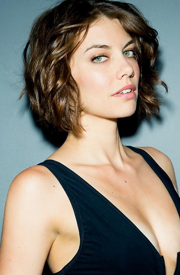 Lauren Cohan, Maggie on The Walking Dead