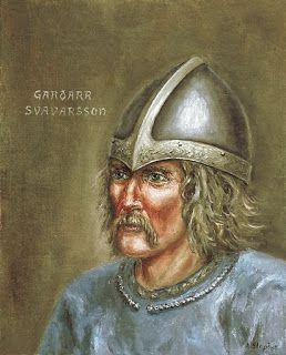 Μεγάλοι Θαλασσοπόροι: Γκάρνταρ Σβάβαρσον και Ούνι ο Δανός: Ο Πρώτος περρ...