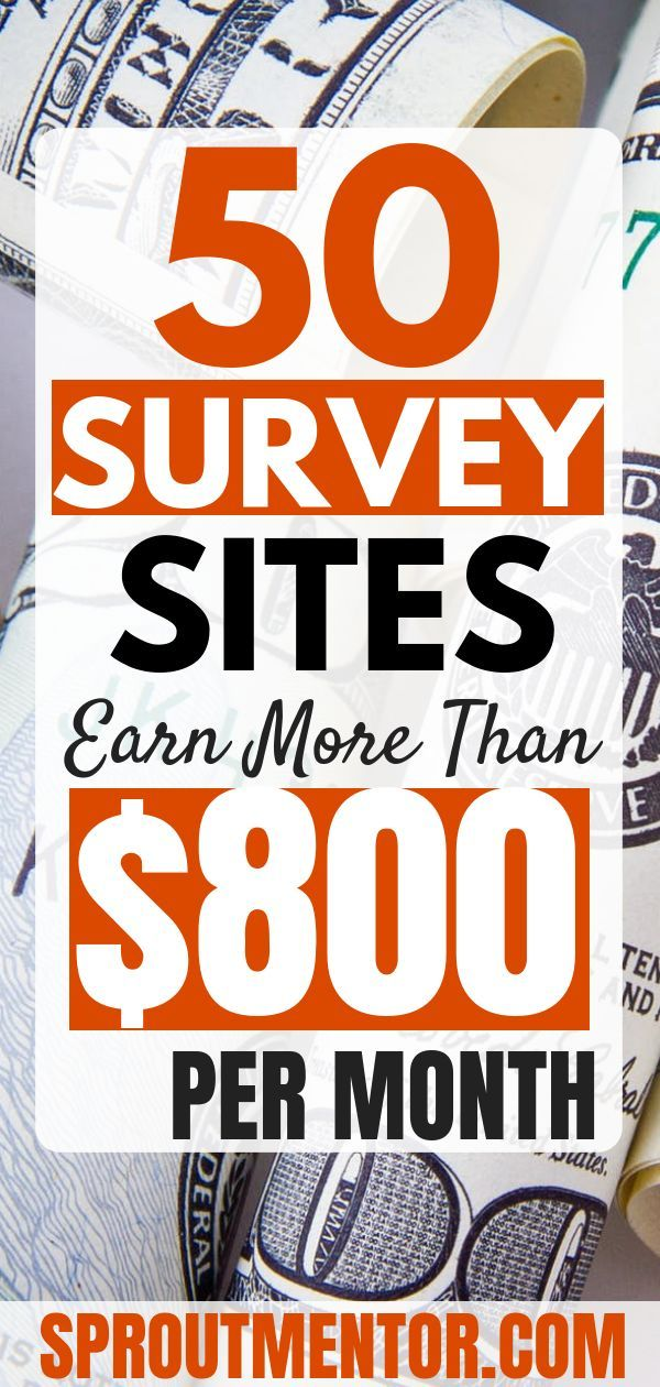 50 Of The Best Paid Survey Sites To Make Money in 2019 – sara montenegro
