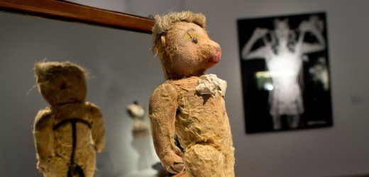 Teddybär des Modedesigners Jean-Paul-Gaultier: Knuddeltier als erstes Model