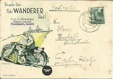 THE WANDERER  1/11/47 scottt   # 6N4  germanys Rhineland PFALZ