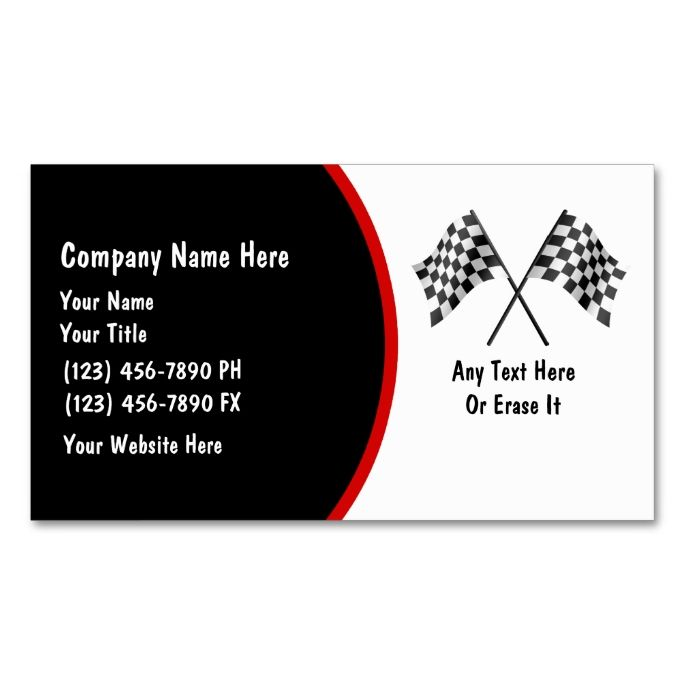 2177 best automotive car business cards images on pinterest automotive business cards make your own business card with this great design all you reheart Image collections