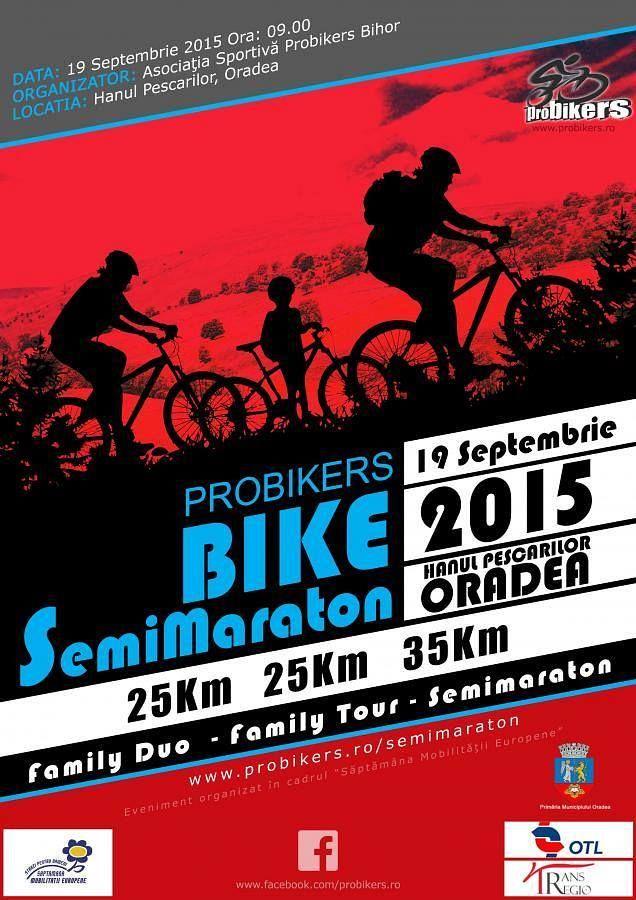 Semimaraton Probikers, septembrie 2015 #1