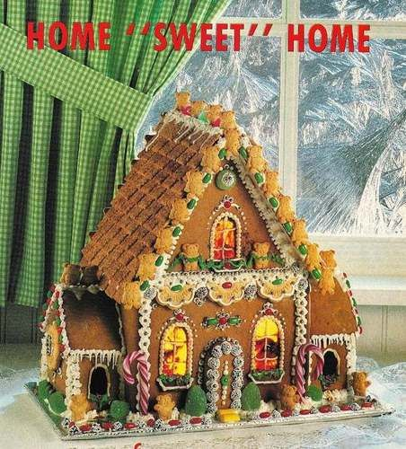 Very nice gingerbread house