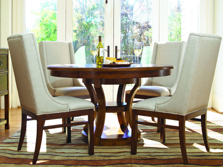 Small Dining Room Table And Chairs Part - 33: Cool New Narrow Dining Room Table Sets 16 For Home Designing Inspiration  With Narrow Dining Room