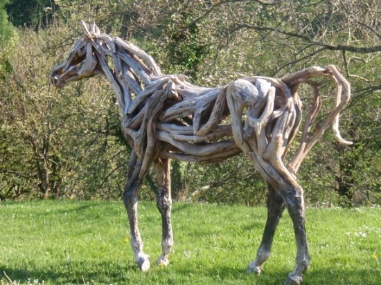 Lovely 21 best Driftwood Horses images on Pinterest | Driftwood sculpture  BZ61