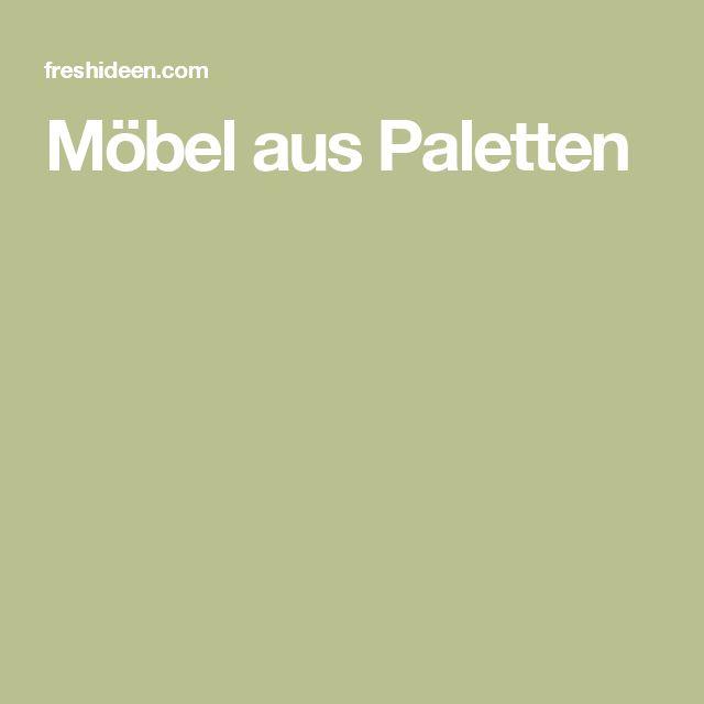"""Über 1.000 Ideen zu """"Europaletten Kaufen auf Pinterest ..."""