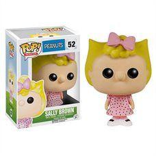 POP TV Peanuts Vinyl Figure - Sally Brown