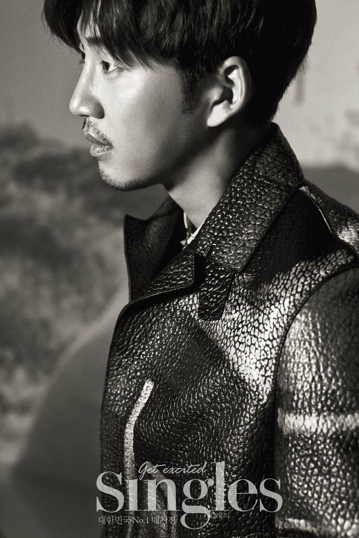 Yoon Kye Sang Singles Korea Magazine November Issue '14