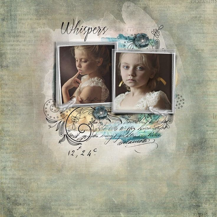 WHISPERS... ARTWORK ©AngeBrands...All rights reserved  FANTASTIC BUNDLE...Whispers - All In One By Laitha's Designs http://shop.scrapbookgraphics.com/Whispers-All-In-One.html Photo Marta Everest... Used with Permission