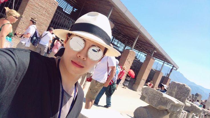 "987 Likes, 13 Comments - 박은석 Actor/Cyclist RCC#8647 (@jayten210) on Instagram: ""#폼페이 #pompei"""