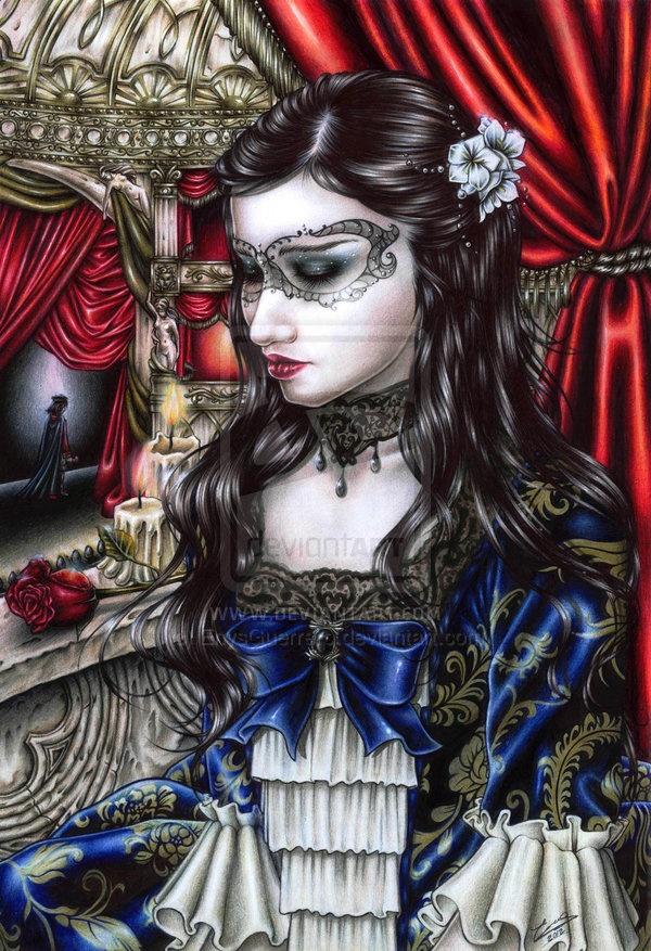 Broken Memories by *EnysGuerrero on deviantART