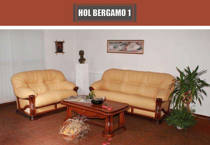 Fotoliu Piele Bergamo I   Mobila Simex