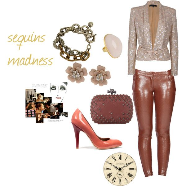 sequins madness by georgina2907 on Polyvore