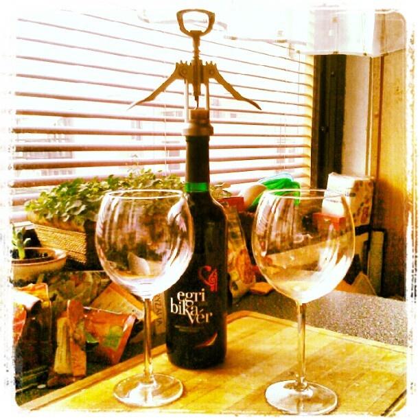 "@tczpeti's photo: ""A szabit meg kell ünnepelni! #wine #holiday #instagram """