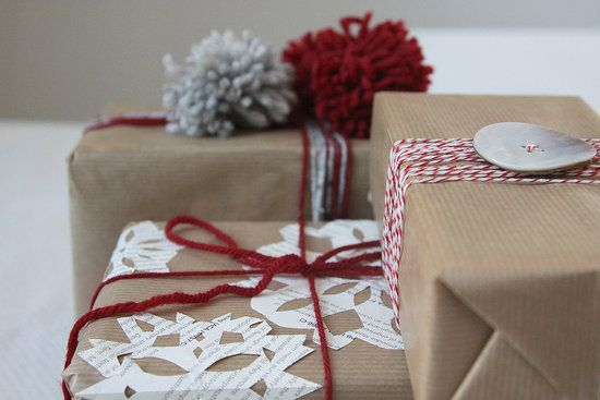 cool christmas gift wrapping ideas - Google Search