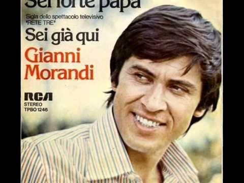 ▶ Gianni Morandi - Vagabondo - YouTube