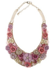 Bloom Wow Collar Necklace