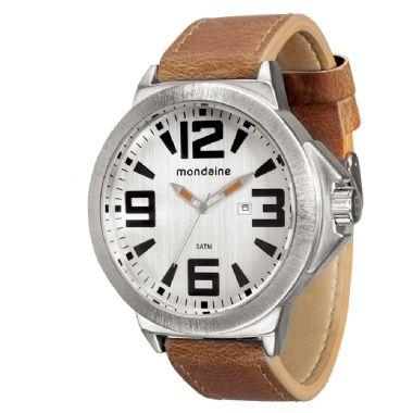 Relógio Masculino Mondaine c/ Calendário
