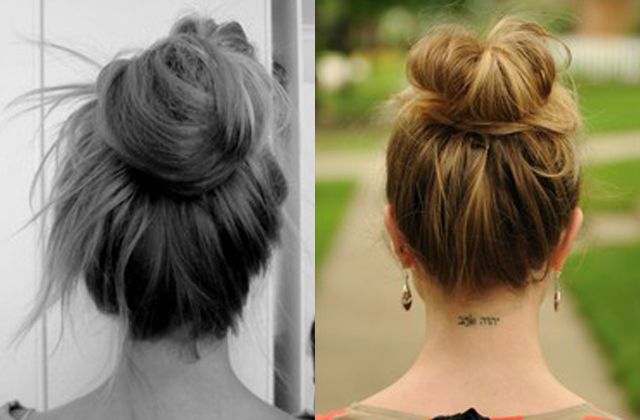 Thick hair - hair tips! YES PLEASE