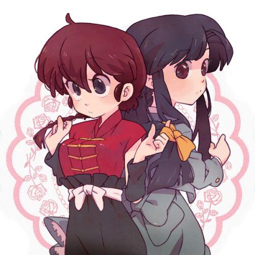 Ranma 1 2 Ending: 977 Best Ranma 1/2 Images On Pinterest