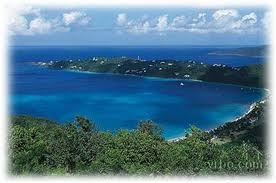 St. Thomas- great place to Scuba!