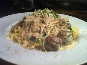 Classics with a Twist: Theo Randall's Spaghetti and Meatballs
