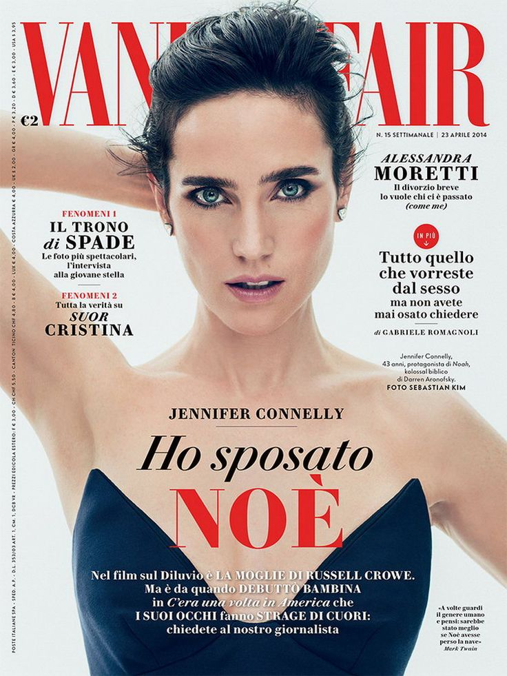 Jennifer Connelly by Sebastian Kim for Vanity Fair