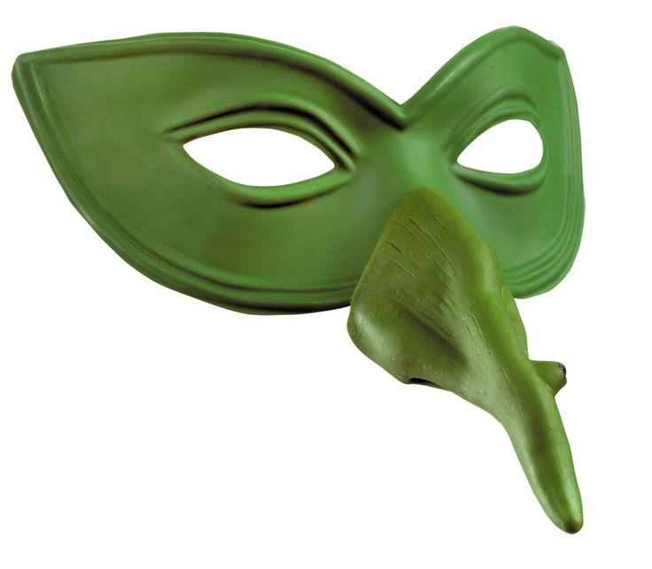 Witch Nose Eye Mask