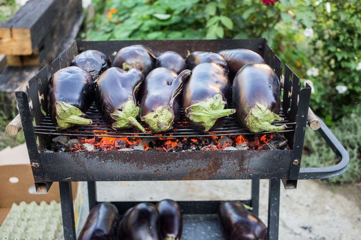 Padlizsánkrém, avagy Erdély legjobb ízei otthon