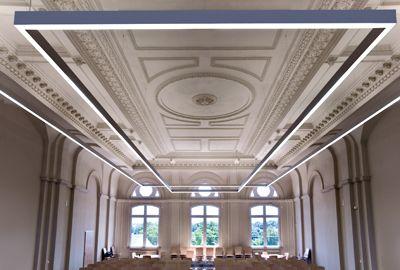 Lightnet - Architectural Lighting | Auditorium High School, Bad Lausick