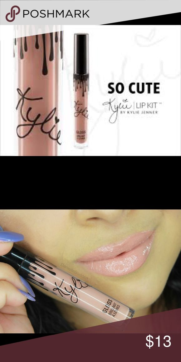 Kylie Gloss By Kylie Jenner: 1000+ Ideas About Kylie Gloss On Pinterest