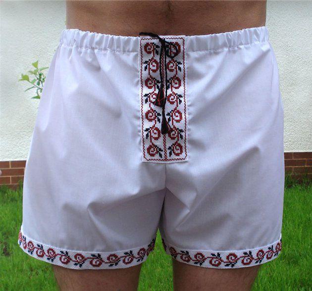 бесплатная выкройка мужских шортов размеры 48-60 фото 2