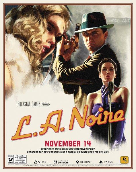 Rockstar Games Presents L.A. Noire