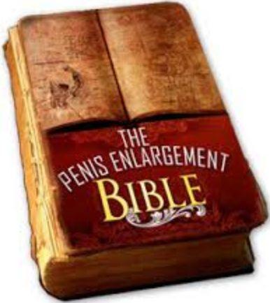 Penis Enlargement Bible-John Collins-70% discount